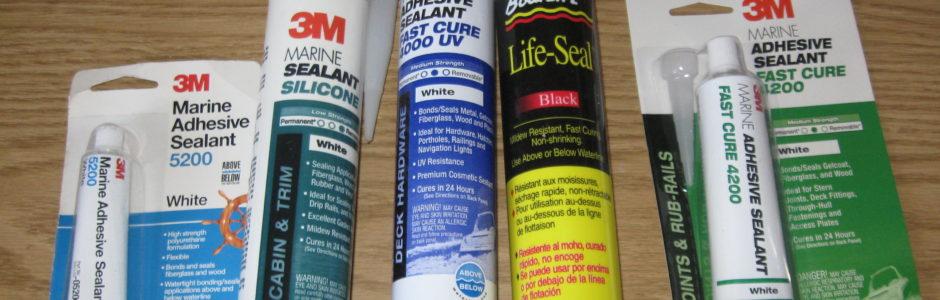 Understanding Marine Sealants