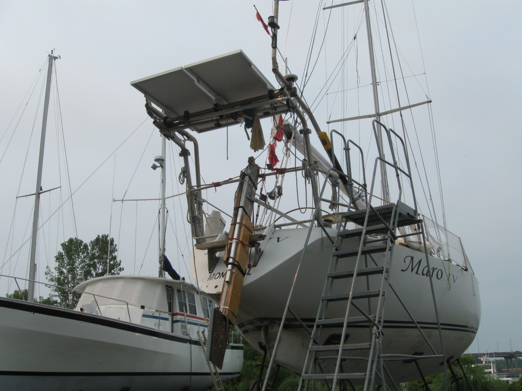 Guerilla Boat Repair